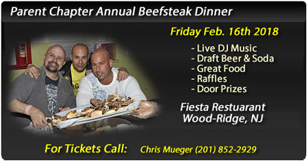 Annual Beef Steak Fundraiser